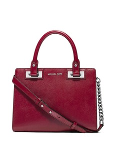 MICHAEL MICHAEL KORS Quinn Small Saffiano Leather Structure