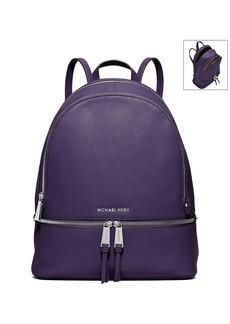 MICHAEL Michael Kors® Rhea Large Leather Backpack