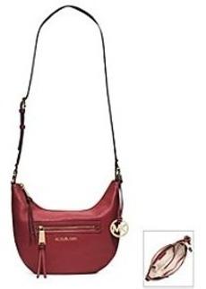 MICHAEL Michael Kors® Rhea Leather Medium Messenger Bag