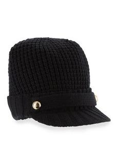 MICHAEL Michael Kors Ribbed Peak Hat