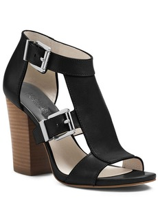 MICHAEL Michael Kors Robin T-Strap Wedge Sandals