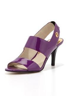 MICHAEL Michael Kors Rochelle Patent Sandal