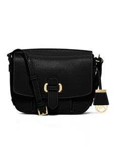 MICHAEL Michael Kors Romey Medium Leather Messenger Bag