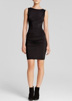 MICHAEL Michael Kors Ruched Side Dress