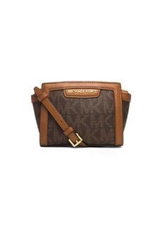 MICHAEL Michael Kors Selma Mini Messenger Bag, Brown