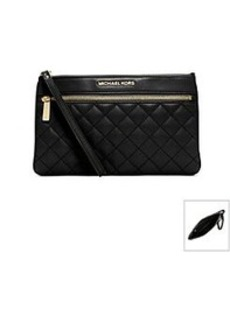 MICHAEL Michael Kors® Selma Quilted Leather Clutch