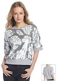 MICHAEL Michael Kors® Sequin Pattern Sweatshirt