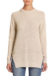 MICHAEL MICHAEL KORS Shaker-Knit Cashmere Sweater