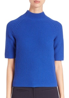 MICHAEL MICHAEL KORS Shaker Mockneck Sweater