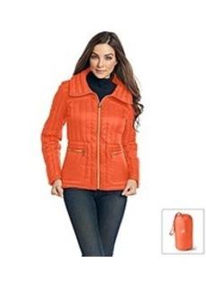 MICHAEL Michael Kors® Short Packable Down Jacket with Double Pocket
