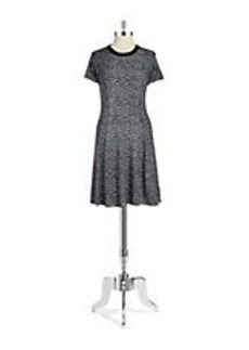 MICHAEL MICHAEL KORS Short-Sleeved Sweater Dress