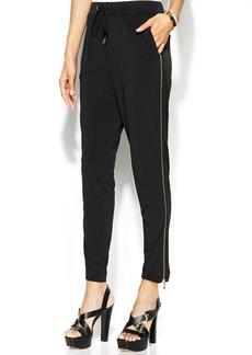 MICHAEL Michael Kors Side-Zip Drawstring Pants