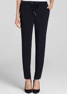 MICHAEL Michael Kors Side Zip Pants