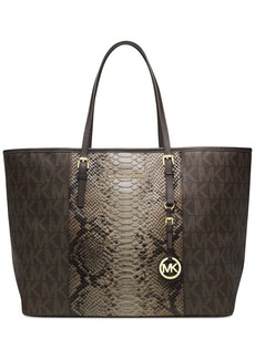 MICHAEL Michael Kors Signature Travel Tote