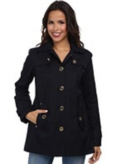 MICHAEL Michael Kors Single Breasted Coat