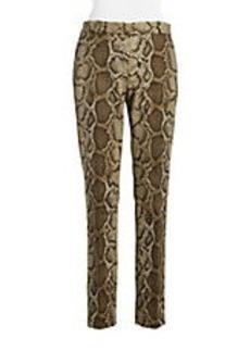 MICHAEL MICHAEL KORS Slim-Leg Pants
