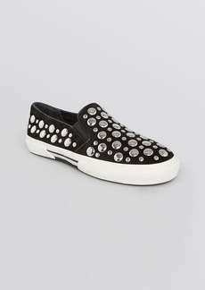MICHAEL Michael Kors Slip On Sneakers - Boerum Studded