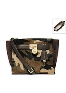 MICHAEL Michael Kors® Small Hamilton Camo Travel Messenger Bag