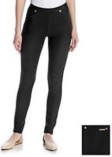 MICHAEL Michael Kors® Solid Pull On Leggings