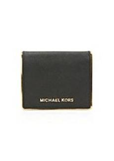 MICHAEL MICHAEL KORS Specchio Leather Wallet