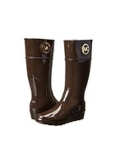 MICHAEL Michael Kors Stockard Wedge Rainboot