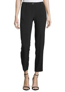 MICHAEL Michael Kors Straight-Leg Ankle Dress Pants