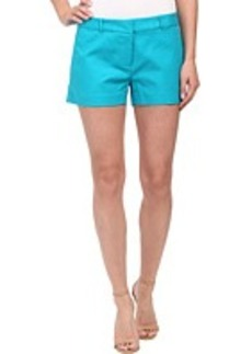 MICHAEL Michael Kors Stretch Cotton Clean Min Shorts