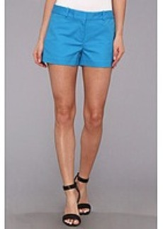 MICHAEL Michael Kors Stretch Cotton Doubleface Short