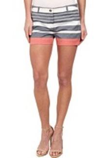 MICHAEL Michael Kors Striped Mini Short