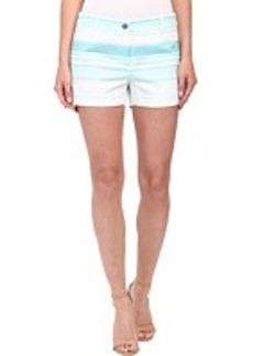 MICHAEL Michael Kors Striped Mini Shorts