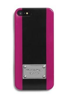 MICHAEL Michael Kors Striped Phone Cover