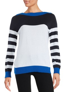 MICHAEL MICHAEL KORS Striped Sweater