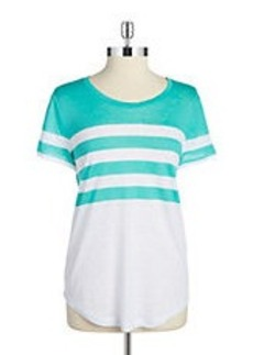 MICHAEL MICHAEL KORS Striped Tee