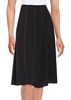 MICHAEL MICHAEL KORS Studded Flare Skirt