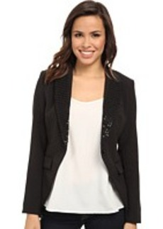 MICHAEL Michael Kors Studded Tux Blazer