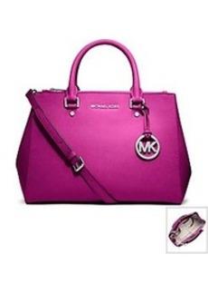 MICHAEL Michael Kors® Sutton Saffiano Leather Medium Satchel