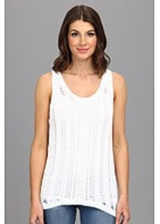 MICHAEL Michael Kors Tape Yarn Tank