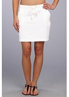 MICHAEL Michael Kors Terry Cloth Short Skirt