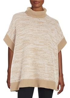 MICHAEL MICHAEL KORS Textured Knit Turtleneck