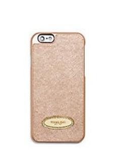 MICHAEL MICHAEL KORS Textured Shimmer iPhone 6 Case