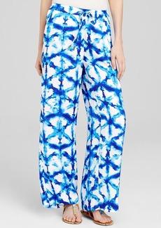 MICHAEL Michael Kors Tie Dye Wide Leg Pants