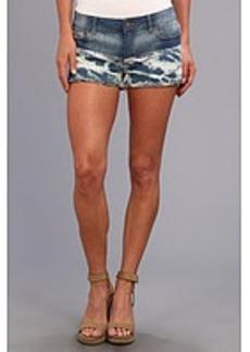 MICHAEL Michael Kors Tie Dye/Indigo Shorts