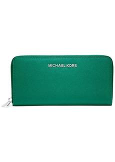 MICHAEL Michael Kors Travel Zip Around Continental Wallet