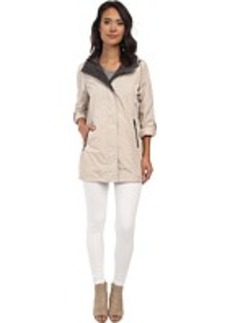 MICHAEL Michael Kors Two-Tone Coat
