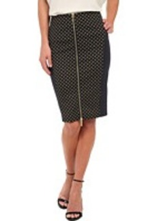 MICHAEL Michael Kors Wembley CF Zip Skirt