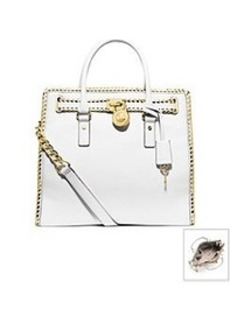 MICHAEL Michael Kors® Whipstitch Hamilton North South Tote