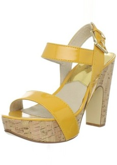 MICHAEL Michael Kors Women's Ivana Platform Sandal