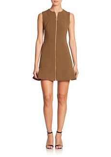 MICHAEL MICHAEL KORS Woven Panel Dress