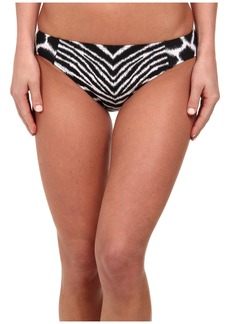 MICHAEL Michael Kors Zebra Chevron Spliced Classic Bottom
