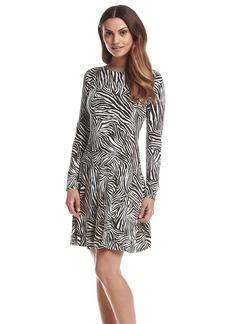 MICHAEL Michael Kors® Zebra Print Dress